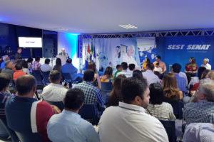 Presidente da Fetralse inaugura unidade do SEST SENAT em Alagoas