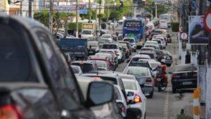 Aracaju segue com o intenso transporte clandestino