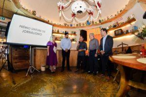 Fetralse participa do lançamento do Prêmio Sinturb de Jornalismo