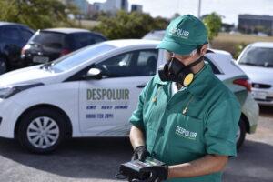Projeto Despoluir: transporte sustentável e saúde para todos
