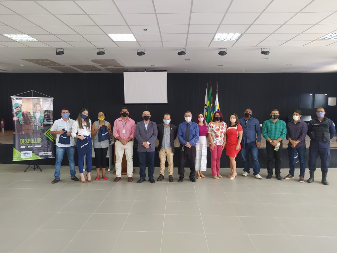 Fetralse apresenta o Despoluir no 12º Fórum Sergipano de Secretários e Dirigentes Públicos de Mobilidade Urbana
