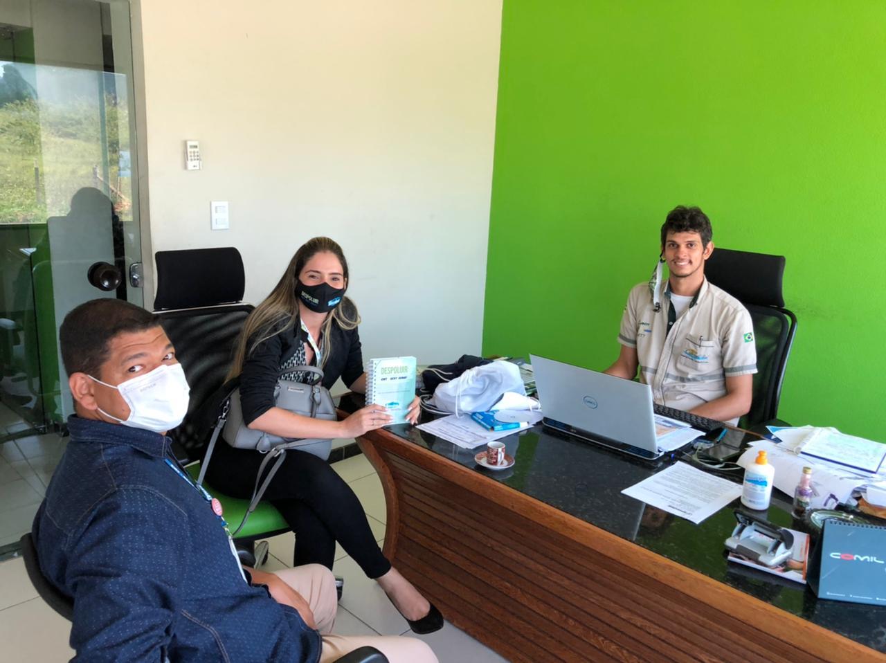 Despoluir fecha novas parcerias em Sergipe e Alagoas