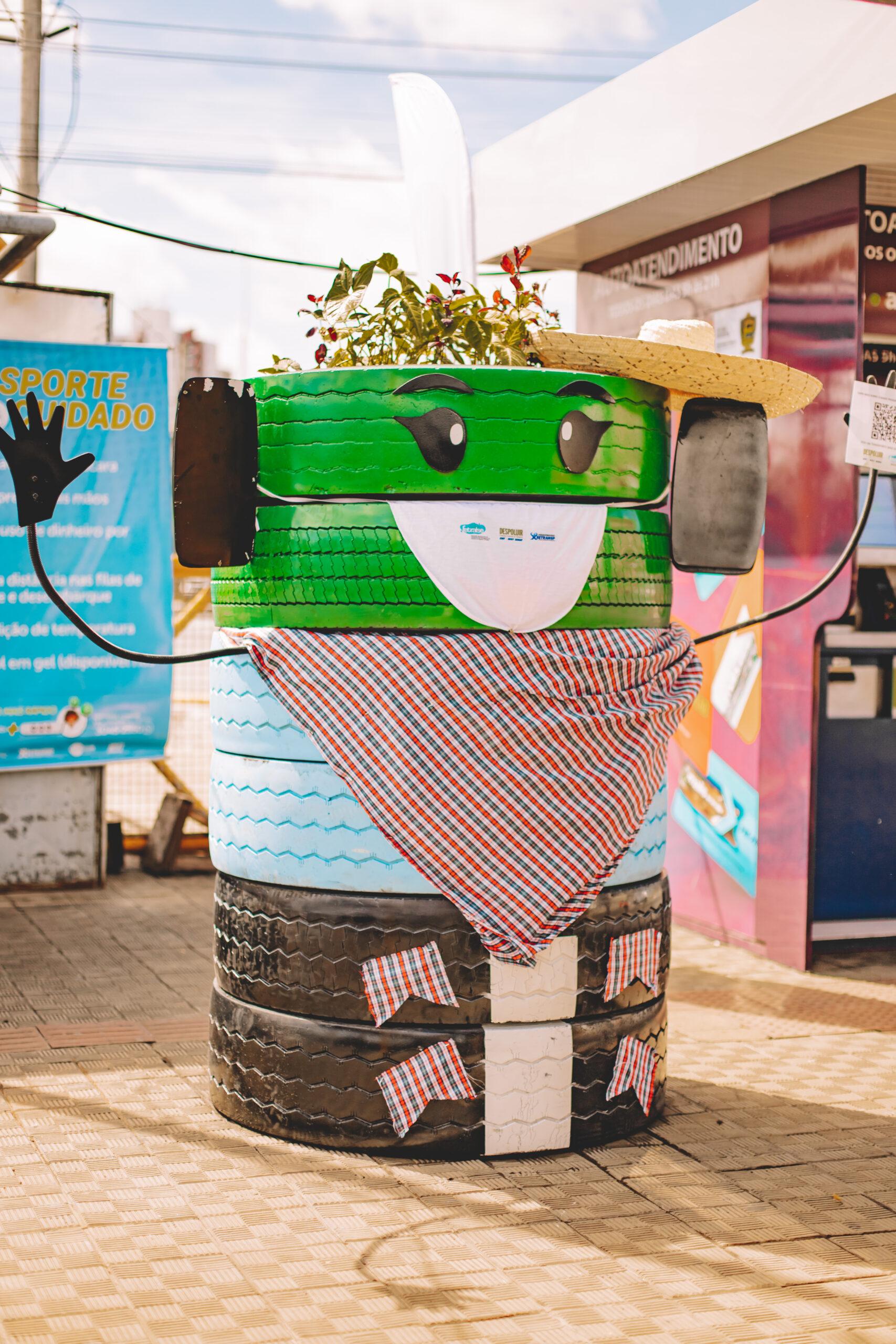 Programa Ambiental Despoluir segue reforçando os cuidados por um transporte sustentável