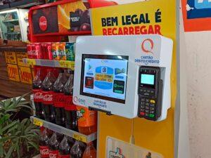 Cartão Bem Legal ganha novos totens de recarga no Benedito Bentes e no Jardim Petrópolis