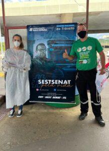 Sest Senat Aracaju promove mobilização pela Semana Nacional do Trânsito